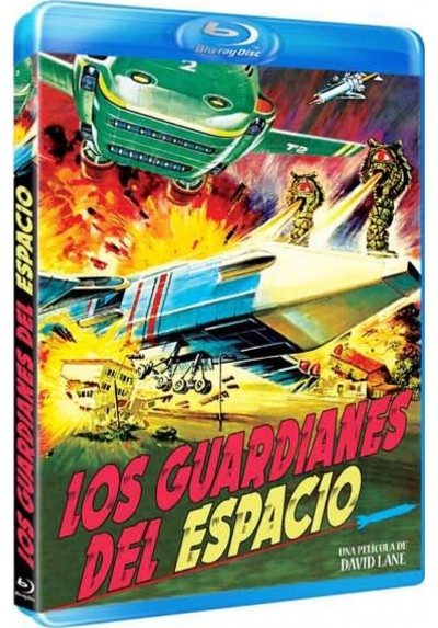 Los guardianes del espacio (Blu-Ray) (Thunderbirds Are GO)