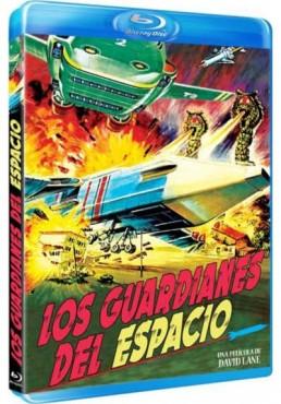 Los guardianes del espacio (Blu-Ray) (Thunderbirds Are GO)