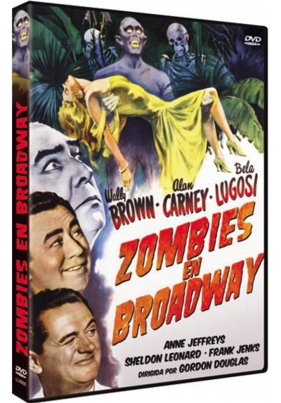 Zombies en Broadway (Zombies on Broadway)