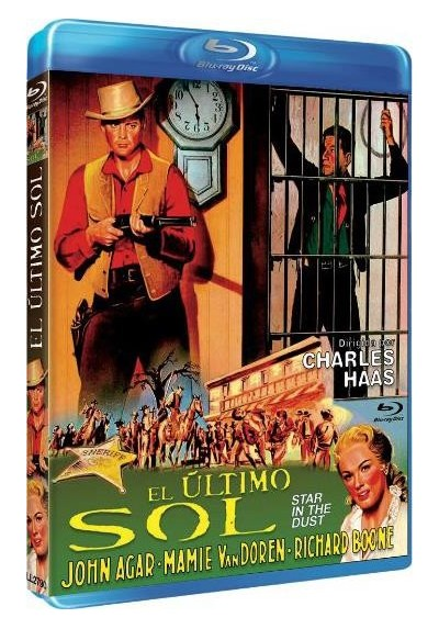 El Ultimo sol (Blu-Ray) (Star in the Dust)