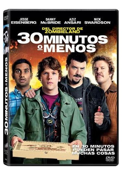 30 Minutos O Menos (30 Minutes Or Less)