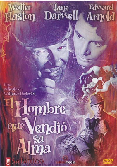 El Hombre Que Vendio Su Alma (The Devil And Daniel Webster)