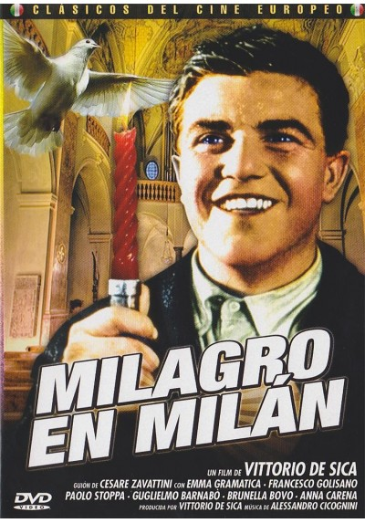 Milagro en Milan (Miracolo a Milano)