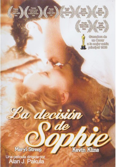 La Decision De Sophie (Sophies´s Choice)