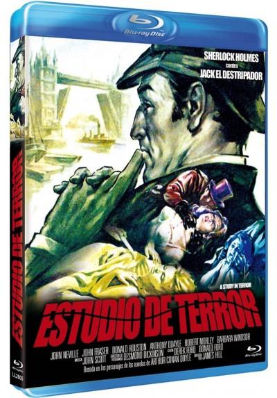 Estudio De Terror (Blu-Ray) (A Study In Terror)