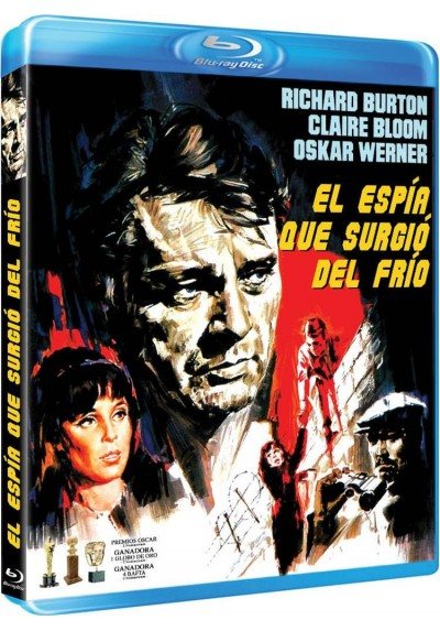 El Espia Que Surgio Del Frio (Blu-Ray) (The Spy Who Came In From The Cold)