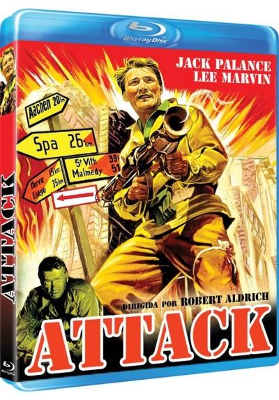 Attack (Blu-Ray)