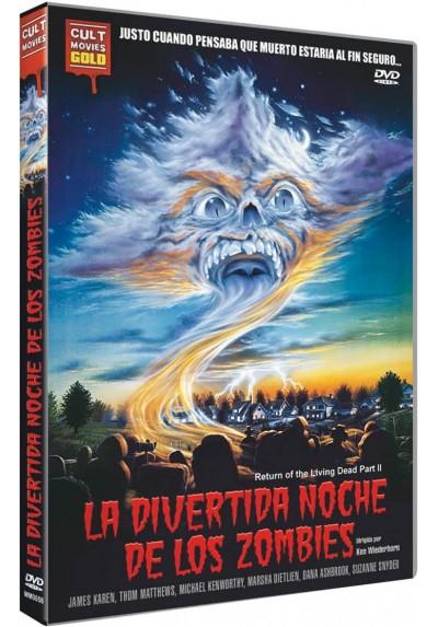 La Divertida Noche De Los Zombies (Return Of The Living Dead: Part II)