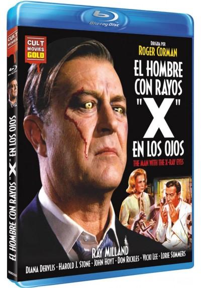 El Hombre Con Rayos X En Los Ojos (Blu-Ray)