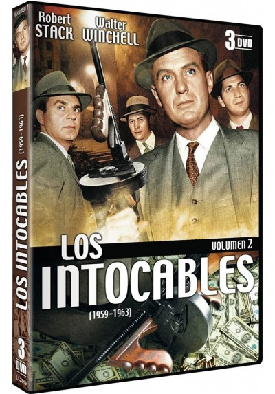 Los Intocables - Vol. 2 (The Untouchables)
