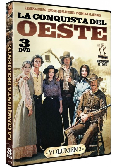 La Conquista Del Oeste - Vol. 2 (How The West Was Won)