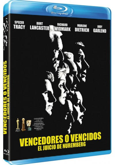 Vencedores O Vencidos (Blu-Ray) (Judgment At Nuremberg)