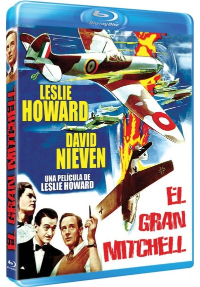 El Gran Mitchell (Blu-Ray) (The First Of The Few)