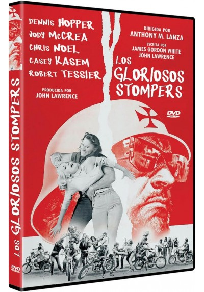 Los Gloriosos Stompers (The Glory Stompers)