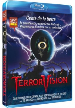 Terrorvision (Blu-Ray)