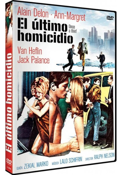 El Ultimo Homicidio (Once A Thief)