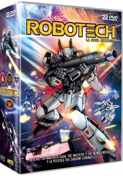 Robotech - Serie Completa