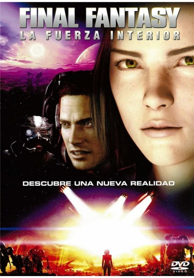 Final Fantasy : La Fuerza Interior (Final Fantasy : The Spirits Within)