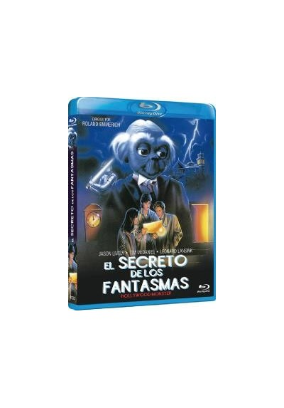 El Secreto De Los Fantasmas (Blu-Ray) (Hollywood-Monster)