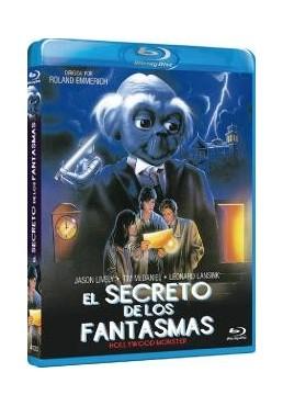 El Secreto De Los Fantasmas (Blu-Ray) (Hollywood-Monster)