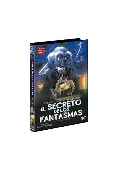 El Secreto De Los Fantasmas (Hollywood-Monster)