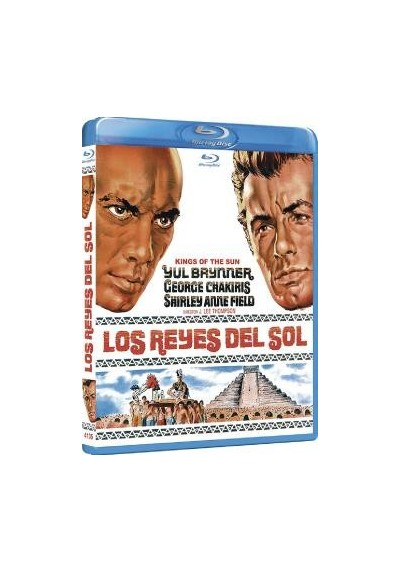 Los Reyes Del Sol (Blu-Ray) (Kings Of The Sun)