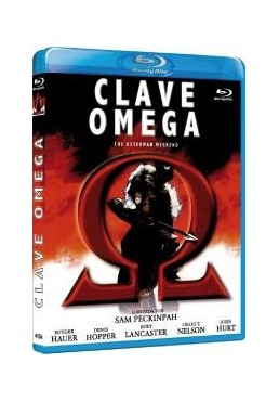 Clave Omega (Blu-Ray) (The Osterman Weekend)