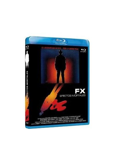 Fx Efectos Mortales (Blu- Ray)