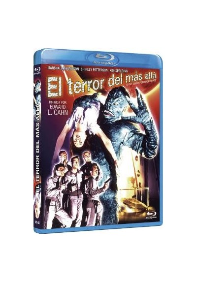 El Terror Del Mas Alla (Blu-Ray) (It! The Terror From Beyond Space)