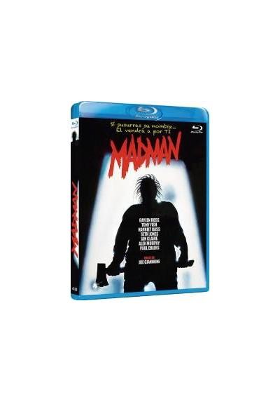 Madman (Blu-Ray)