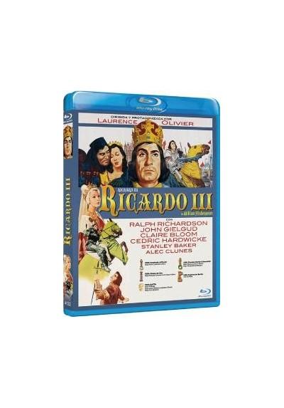 Ricardo III (Blu-Ray)