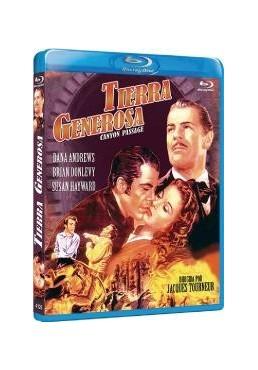 Tierra Generosa (Blu-Ray) (Canyon Passage)