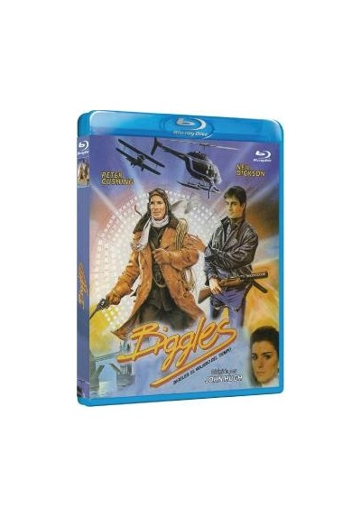 Biggles, El Viajero Del Tiempo (Blu-Ray) (Biggles - Adventures In Time)