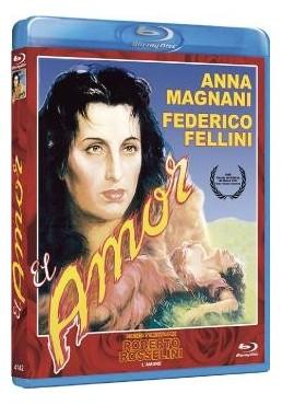 El Amor (Blu-Ray) (L´ Amore)