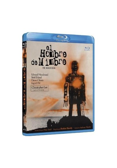 El Hombre De Mimbre (Blu-Ray) (The Wicker Man)