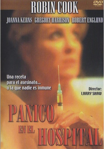 Panico en el Hospital (Robin Cook)