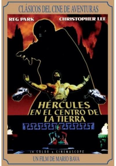 Hercules En El Centro De La Tierra (Ercole Al Centro Della Terra)
