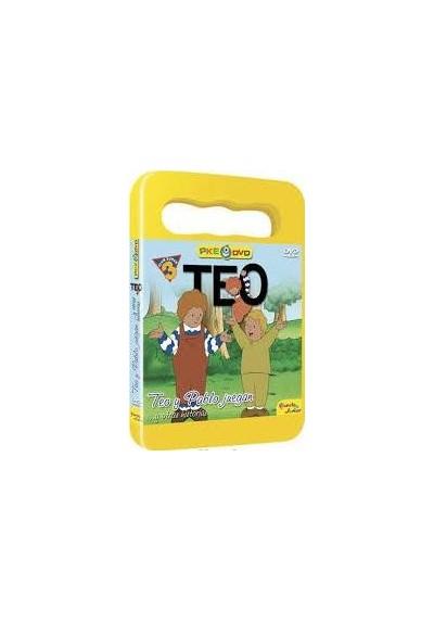 Teo Y Pablo Juegan (Pke Dvd)