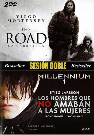 Sesion Doble Bestseller: The Road (La Carretera) / Millennium 1 : Los Hombres Que No Amaban A Las Mujeres