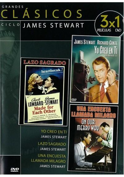 Grandes Clasicos: James Stewart