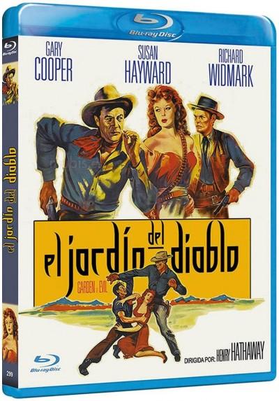El Jardin Del Diablo (Blu-Ray) (Garden Of Evil)