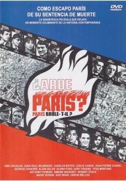 Arde Paris? (Paris Brûle-T-Il?)