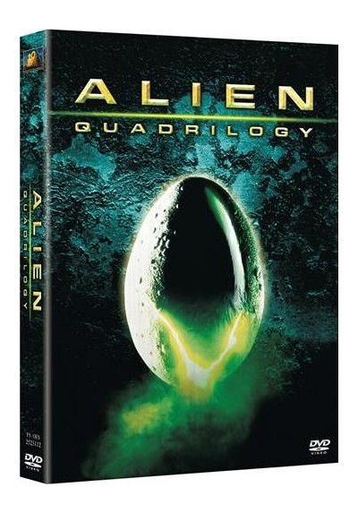 Alien - Quadrilogy