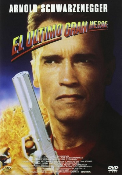 El Ultimo Gran Heroe (Last Action Hero)