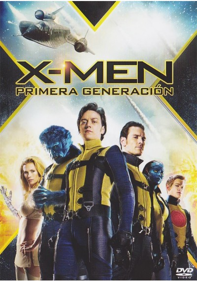 X-Men : Primera Generacion (X-Men: First Class)