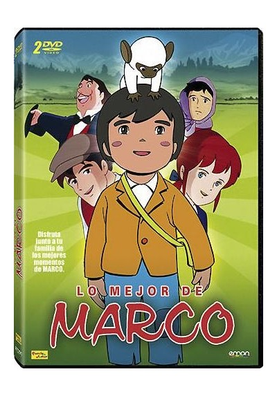 Lo Mejor De Marco (Haha Wo Tazunete Sanzenri)