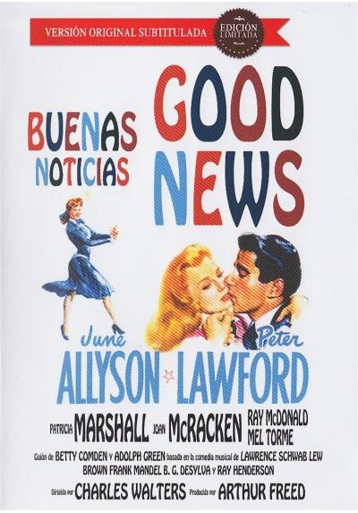 Buenas Noticias (V.O.S.) (Good News)