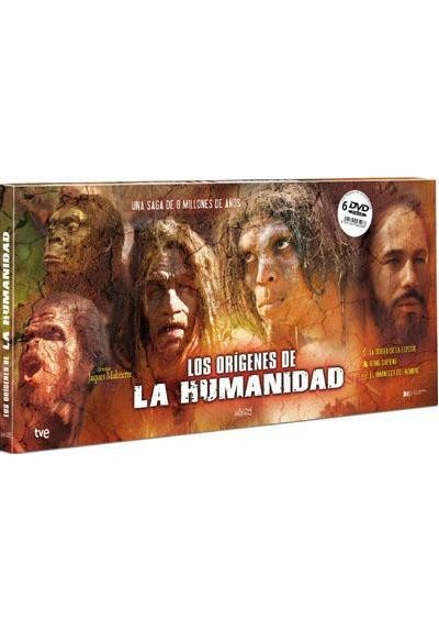 Pack Los Origenes De La Humanidad (Ed. Horizontal)