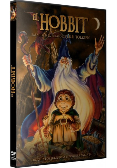 El Hobbit (1977) (Animacion)(The Hobbit)