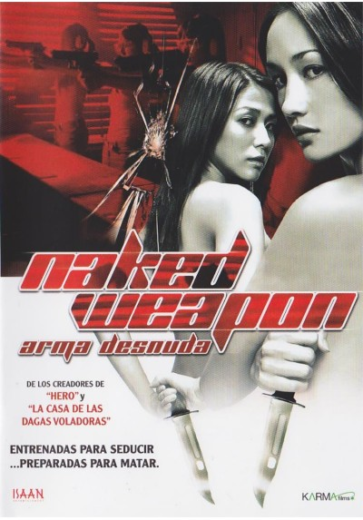 Naked Weapon (Chek Law Dak Gung)